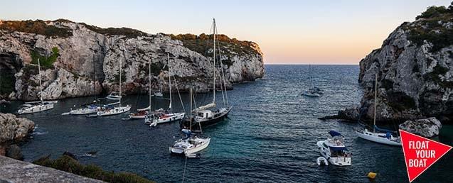 Ibiza vs Menorca.