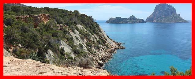 Ibiza in November.