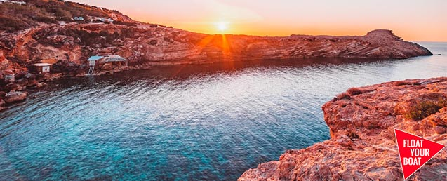 best places to see the sunset in Ibiza
